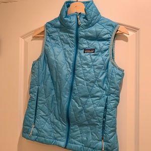 Patagonia Women's Blue Vest XS